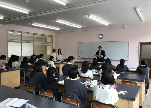 四日市農芸高校生によるアンテナショップチャレンジ事業2