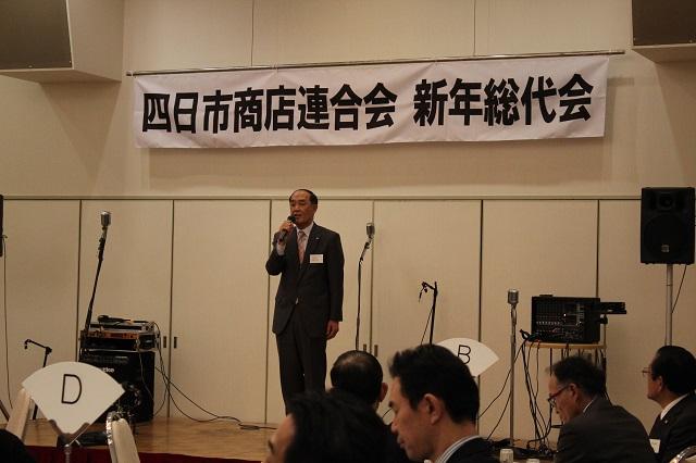 H30年新年総代懇親会開催3
