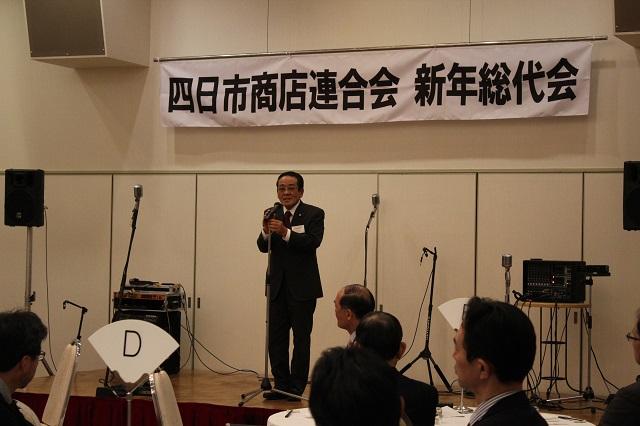 H30年新年総代懇親会開催5