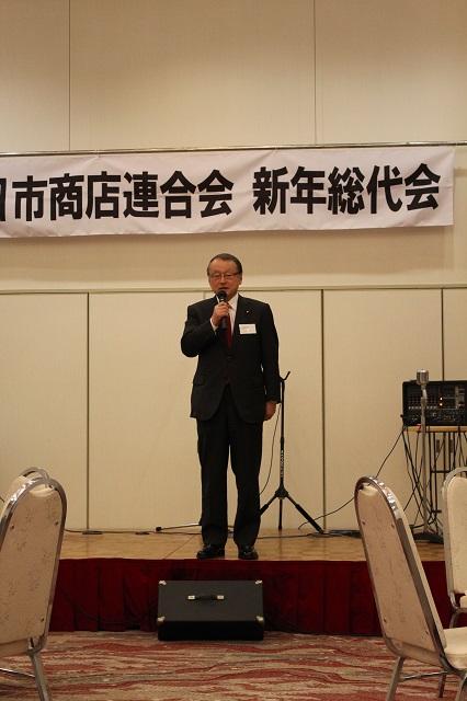H30年新年総代懇親会開催9