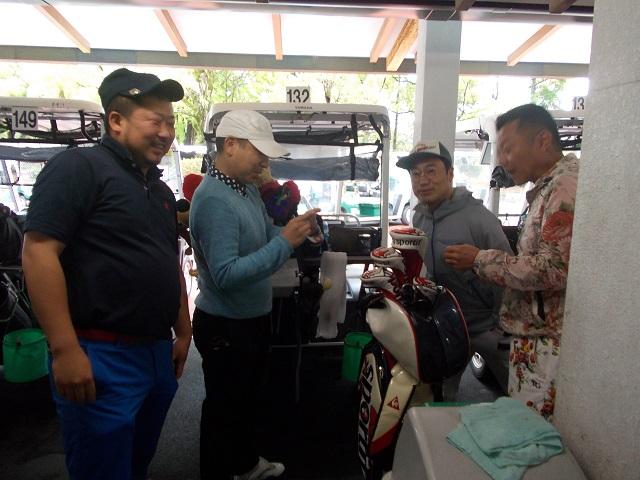 第4回商連ゴルフ大会1